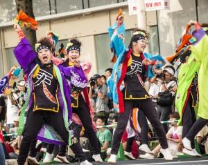 名古屋の夏を満喫しよう!日本最大踊りの祭典「どまつり」を体験!オススメの撮影スポットに!
