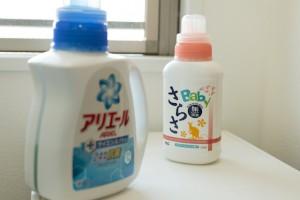無添加さらさベビーを評価!人気の赤ちゃん用洗濯洗剤の体感レビューまとめ!