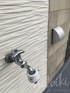 balcony_-veranda_01 バルコニー・ベランダの蛇口水栓(水道)と電源コンセント