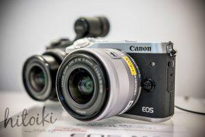 EOS M6とM5を比較!買って後悔しないミラーレス一眼レフカメラはこれ!評価・評判・レビュー付き!