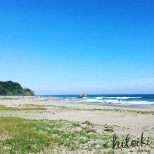 海・砂浜 伊良湖のサーフィンスポット(太平洋ロングビーチ)surfing_irago_longbeach_5738
