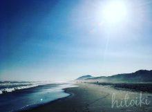 海・砂浜 伊良湖のサーフィンスポット(太平洋ロングビーチ)surfing_irago_longbeach_5741