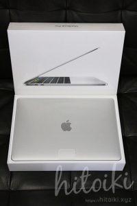 マックブックプロ タッチバー タッチID apple_macbook-pro_13inch_touchbar_img_5993