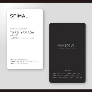 名刺印刷代行 入稿代行sample01