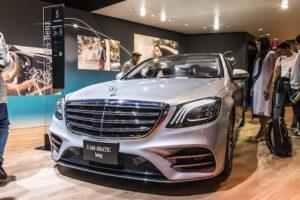 Mercedes Benz(メルセデス・ベンツ) 東京モーターショー tms2017_img_3616-min