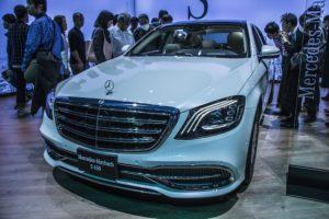 Mercedes Benz(メルセデス・ベンツ) 東京モーターショー tms2017_img_3654-min