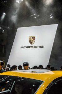logo ロゴ ポルシェ 東京モーターショー PORSCHE