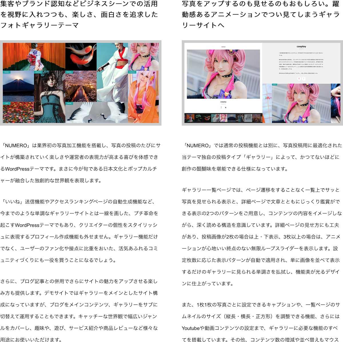 画像レタッチ機能を搭載したギャラリー型ブログテーマ(WPテーマ、ワードプレステーマ) wordpress_free_themes_tcd070_02