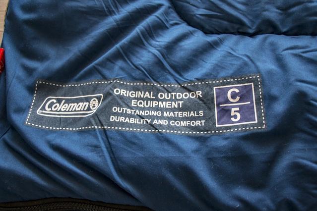 コールマンの封筒型シュラフ 失敗しない選び方と本音 coleman_sleeping_bag_img_5447