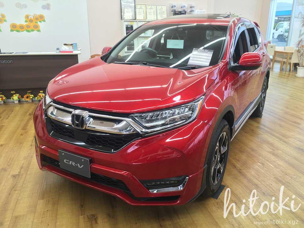 量産車のエクステリア 2018_honda_cr-v_crv_new_img_8991