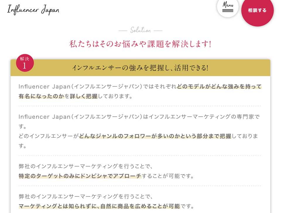 人気のインフルエンサーマーケティング influencer-japan_02