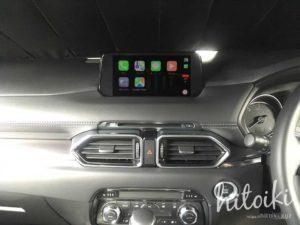 CarPlay/Android Auto マツダ車のCX-8にレトロフィットキット取付の見積もり金額を公開!