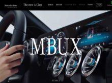 CX-8にも搭載を期待!メルセデスベンツAクラスのMBUXの特徴や目玉機能(ARナビ)などをまとめた! mercedes-benz_mbux_01