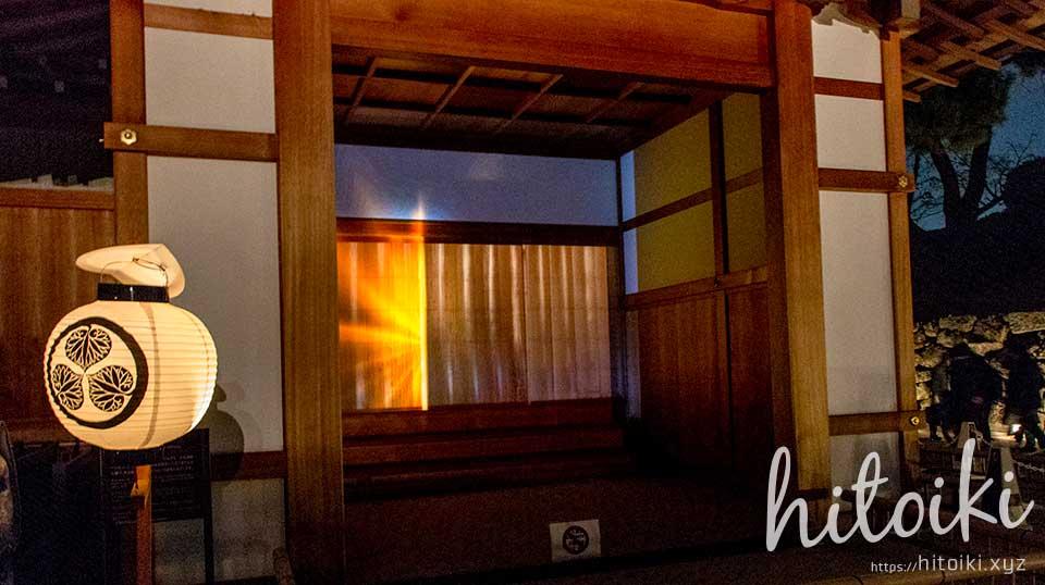 冬は名古屋城デートがオススメ!プロジェクションマッピングが開催!アクセス方法とレポートをまとめた! nagoyajo_nagoya-nightcastle_img_8370