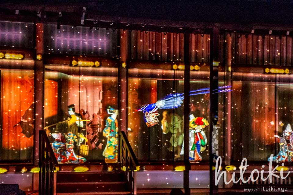冬は名古屋城デートがオススメ!プロジェクションマッピングが開催!アクセス方法とレポートをまとめた! nagoyajo_nagoya-nightcastle_img_8386