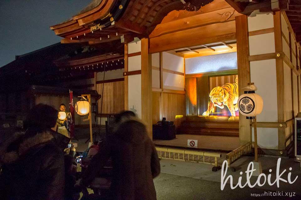 冬は名古屋城デートがオススメ!プロジェクションマッピングが開催!アクセス方法とレポートをまとめた! nagoyajo_nagoya-nightcastle_img_8412
