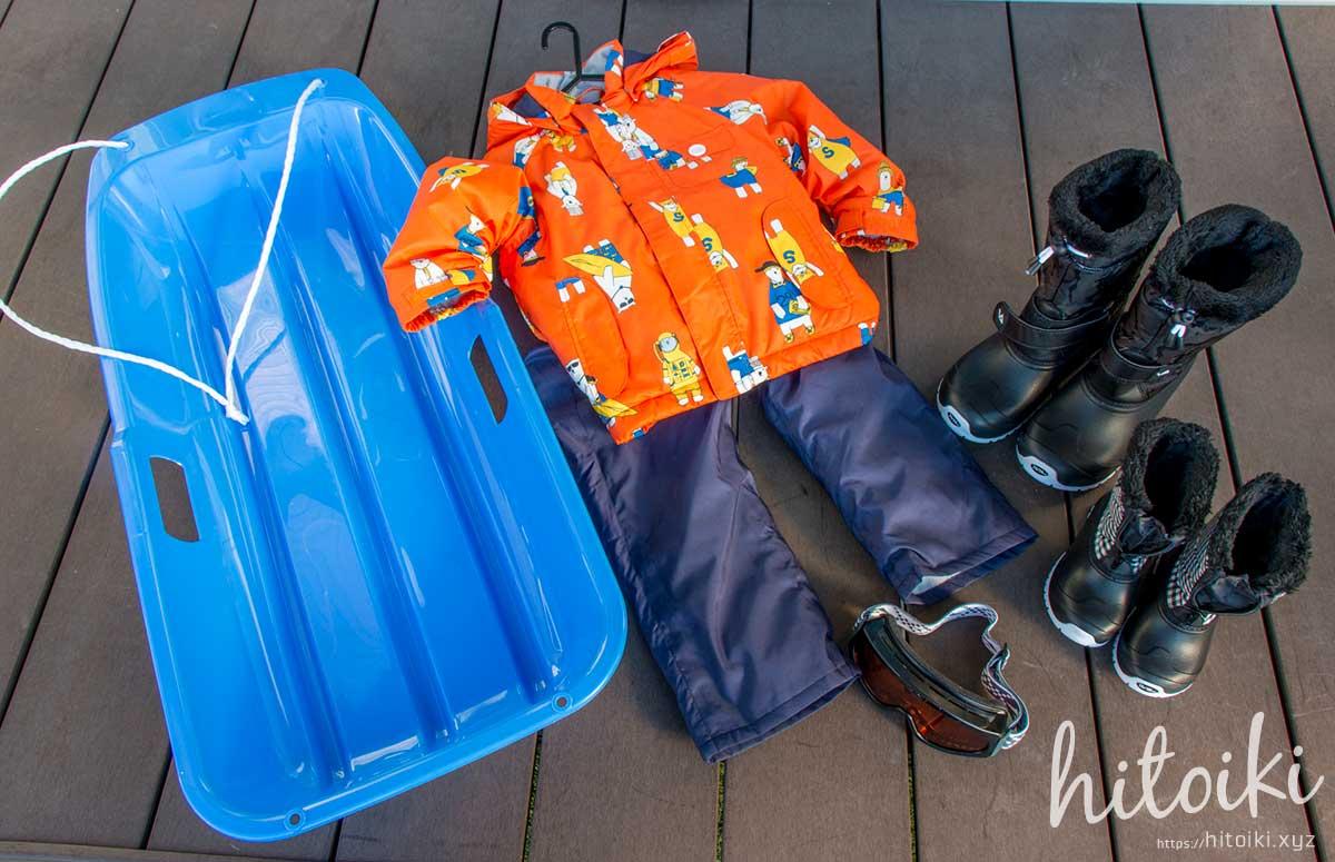 ヒマラヤ スキーウェア キッズ用 スノボウェア himaraya_kids_wear_img_8834