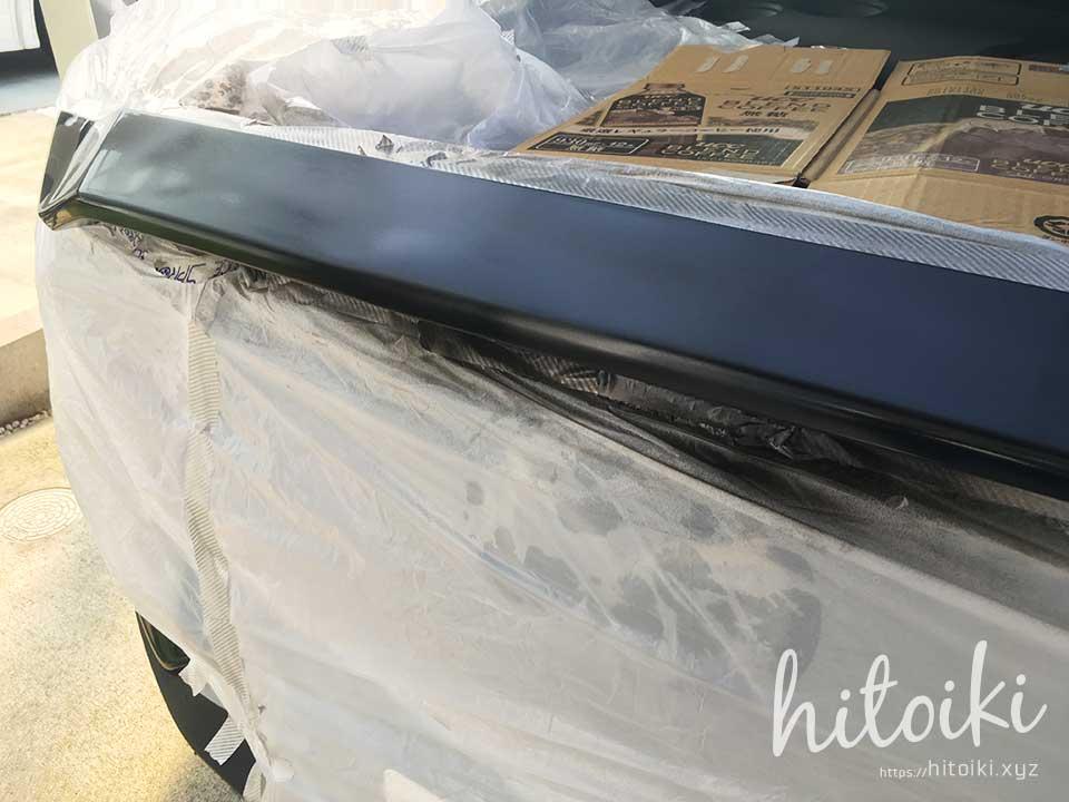 ホルツ カーペイント 塗装 板金 コンパウンド サンドペーパー 自動車の傷に!CX-8補修用グッズ  car_dent_mazda_cx-8_cx8_img_0393