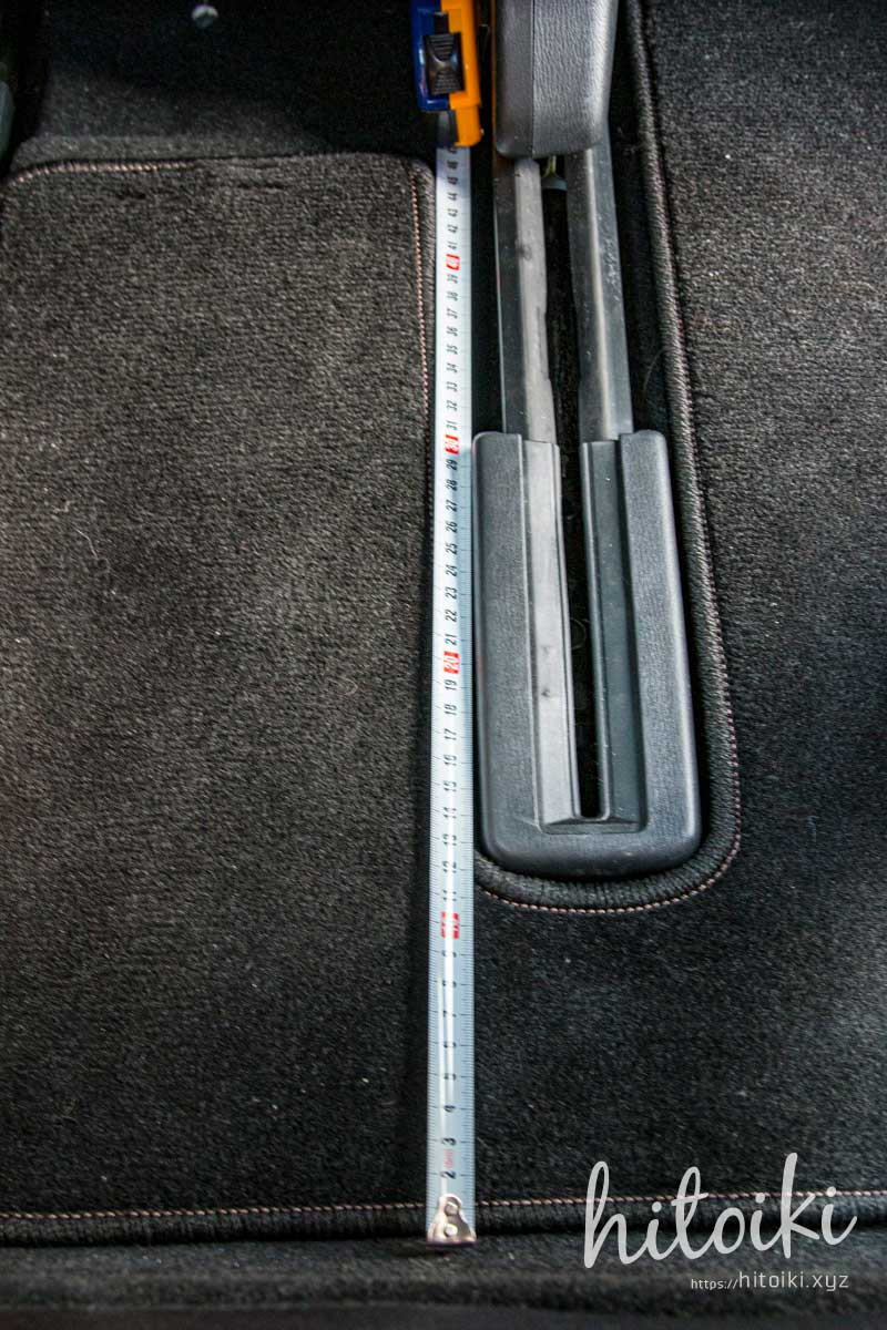 CX-8の快適性アップ!3列目の有効活用とは?車中泊や長距離ドライブに使えるテクニックをまとめた! mazda_cx8_cx-8_car_third_3row_img_9467