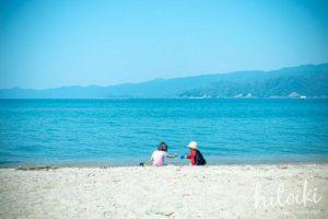 綺麗な海を満喫!未満児や幼児のいる家族向け海水浴場に福井の松原海岸がオススメな理由をまとめた!