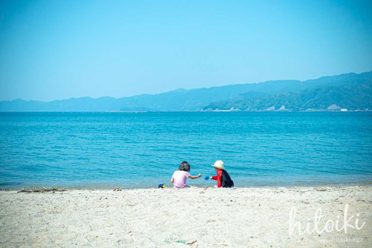 綺麗な海を満喫!未満児や幼児のいる家族向け海水浴場に福井の松原海岸がオススメな理由をまとめた! beach_matsubara_fukui_img_9500