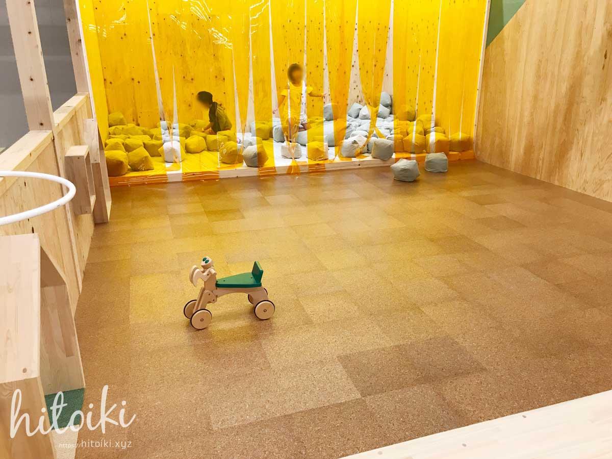 東海・名古屋・岐阜の雨の日に遊べる&人気お出かけスポット!森のわくわくの庭(旧モリワクマーケット)は走り回れる室内遊具が満載! moriwakunoniwa_img_1437