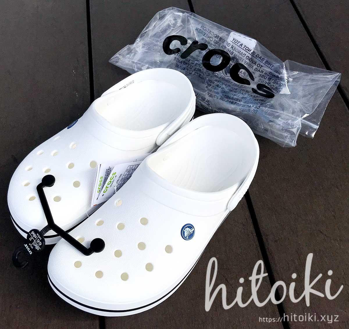 クロックス 白 人気カラー 限定カラー crocs_img_1563