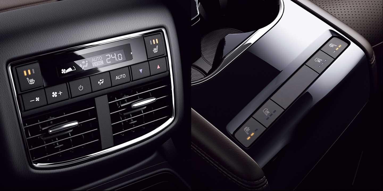 2列目シートベンチレーション 新型CX-8の年次改良!2019年10月頃発表のCX8の改善点や変更点・マツコネの噂をまとめた! 191023_cx-8_fn_seat_design_img05