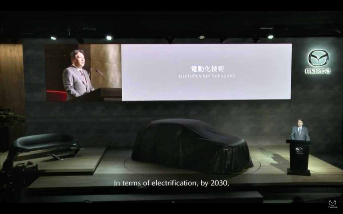 マツダMX-30(MAZDAMX-30、MX30)の日本仕様 公式発表会の様子をまとめた!