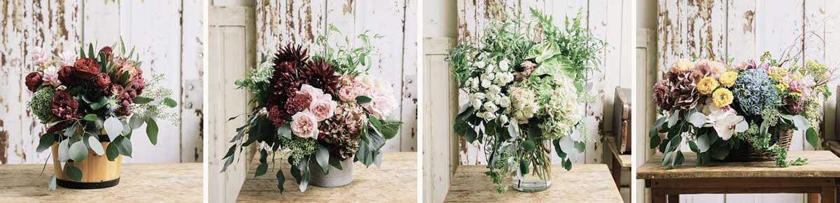 お花をオーダーメイド!開院祝い・開店祝い・開業祝い・誕生日・記念日に!オリジナル装花が贈れるプーコニュ! PEU・CONNU 公式サイト peu-connunet01