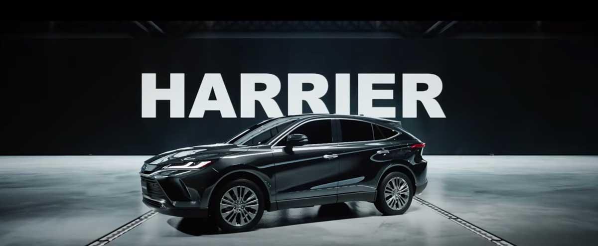 30秒で分かる!新型ハリアー(トヨタ)の4代目と3代目のデザインやスペックを比較!後悔しない新車選びは?人気・評価・評判・レビュー・クチコミをまとめた! new_harrier_2020_newmodel_01