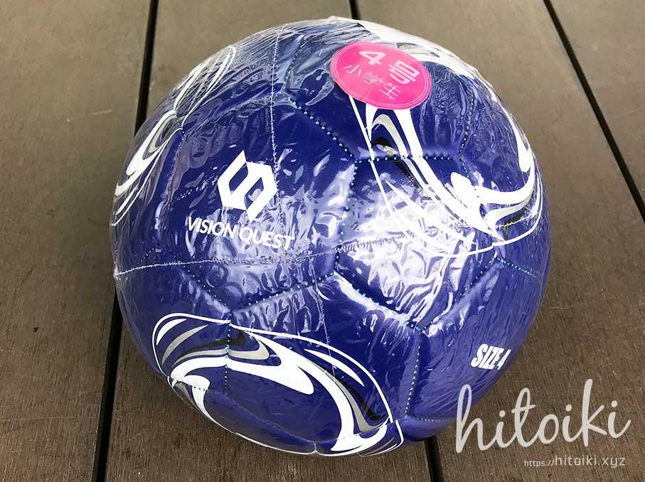 小学生・幼児用サッカーボール 4号球 kids_soccer_ball_img_3427