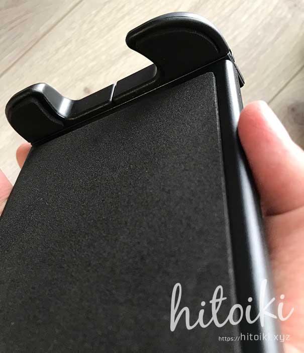 CX-8の後席用タブレットモニターホルダーにiKrossがおすすめ!10インチのFireHD10タブレットやiPadでも安定取付可能!評価・評判・レビューをまとめた! ikross_tablet-holder_img_3158