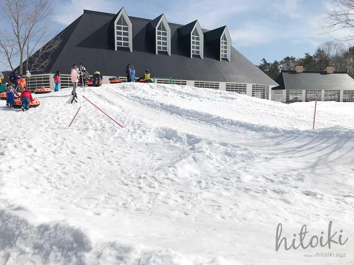 冬の牧歌の里で雪遊び!0歳児から楽しめる人気スポット!評価・評判・レビュー・口コミ・クチコミ・アクセス方法をまとめた! gifu_hiruganokogen-bokka-no-sato_img_4817