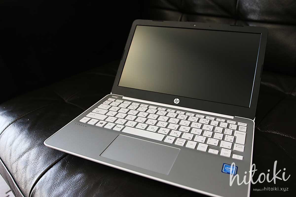 3万円以下!Windows10ノートパソコンを購入!HP Stream 11-akの評価・評判・レビューをまとめた! hp_stream_11_ak0000_img_3339